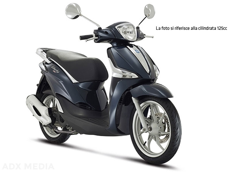 piaggio liberty 50 scooters of palm beach. Black Bedroom Furniture Sets. Home Design Ideas